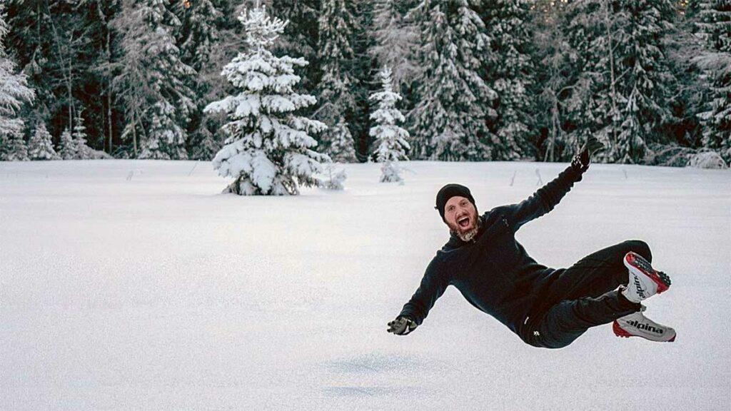 Als je warm bent aangekleed heb je minder last van de negatieve effecten van de ziekte van reynaud.